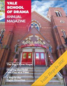 YSD 2016-17 Annual Magazine Cover