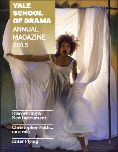 2015 YSD Annual Magazine Cover