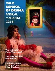 2014 YSD Annual Magazine Cover
