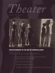 Image link to Theater magazine website