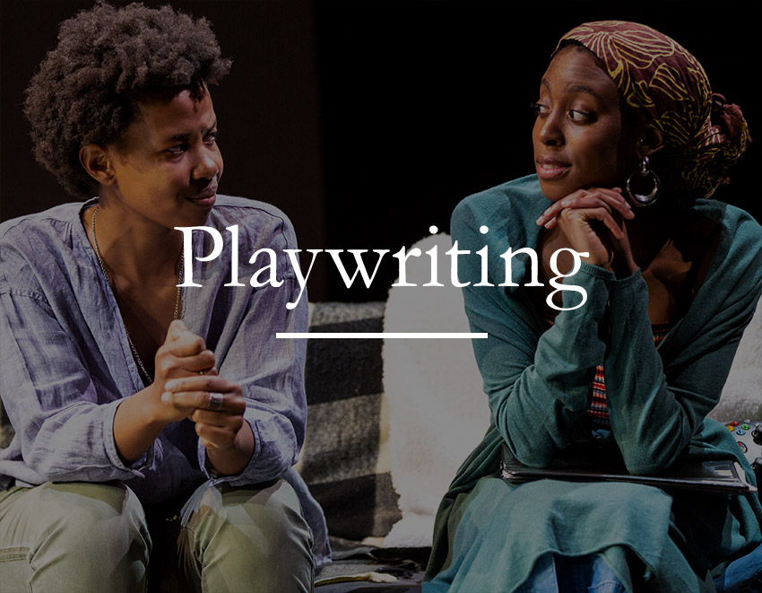 Playwriting image