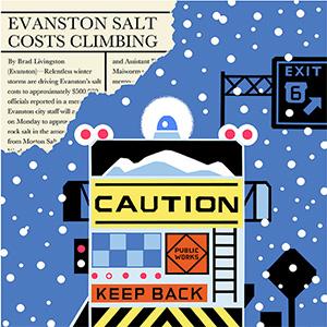 Evanston Salt Costs Climbing
