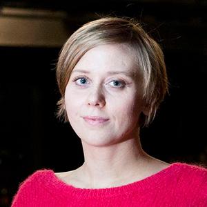 Kate Tarker ('14)