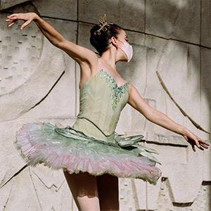 Katia Carranza, a Miami City Ballet principal, will dance the role of the Sugarplum Fairy.