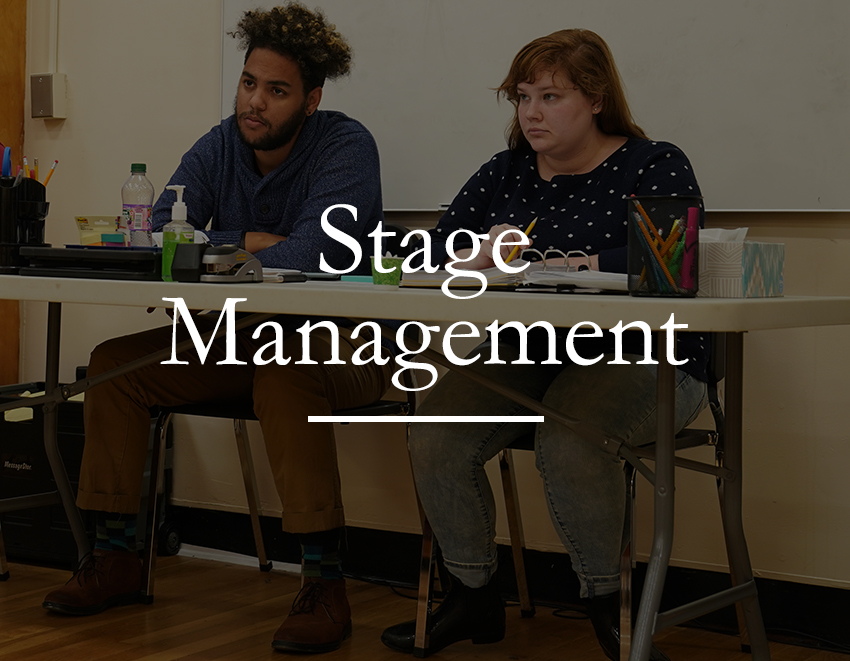 Stage Management image